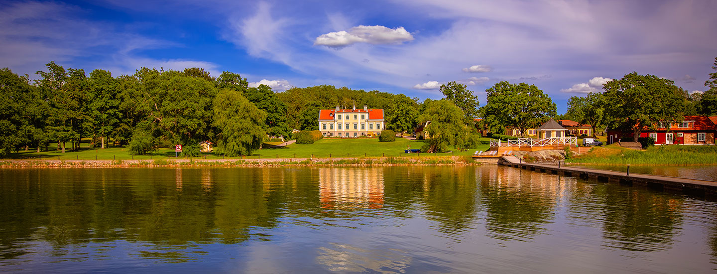 Weekend place at Mansion near Stockholm